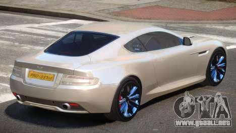 Aston Martin Virage LS para GTA 4