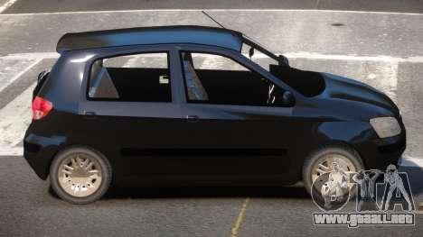 Hyundai Getz V1.2 para GTA 4