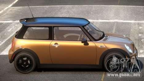 Mini Cooper S L-Tuned para GTA 4