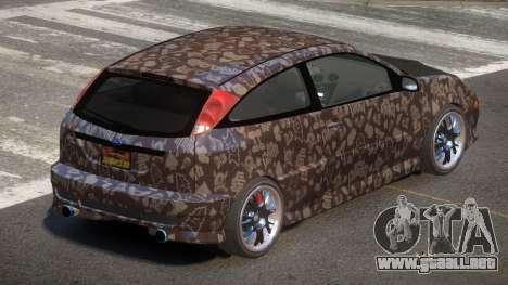 Ford Focus SVT R-Tuning PJ3 para GTA 4