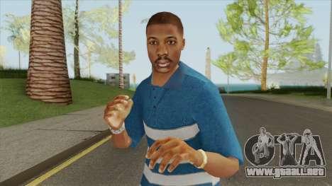 Crips Gang Member V2 para GTA San Andreas