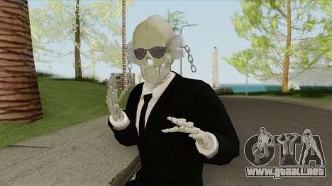 Vic Rattlehead para GTA San Andreas
