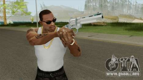 Pistol .357 (GTA Vice City) para GTA San Andreas