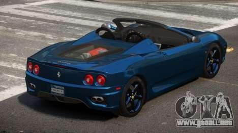 Ferrari 360 SR para GTA 4