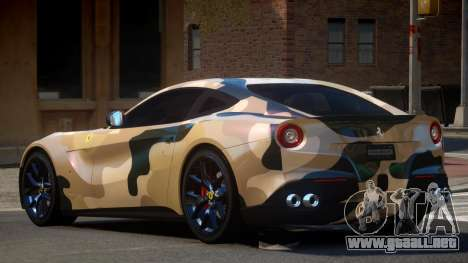 Ferrari F12 GT-S PJ3 para GTA 4