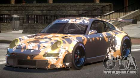 Porsche GT3 R-Style PJ2 para GTA 4