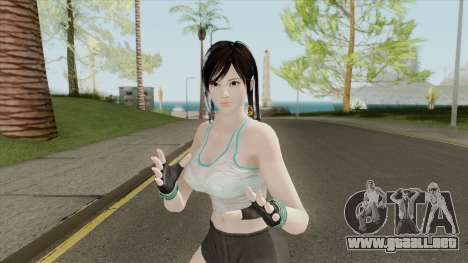 Hot Kokoro (Sport Edition) para GTA San Andreas