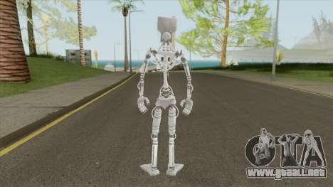 Endoskeleton (FNAF) para GTA San Andreas