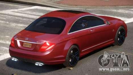 Mercedes Benz CL65 SR para GTA 4