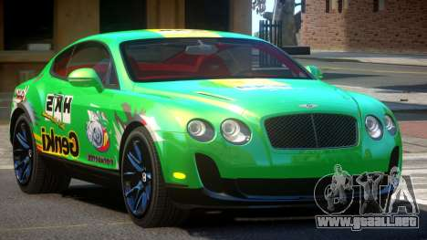Bentley Continental RT PJ5 para GTA 4
