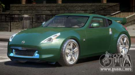 Nissan 370Z R79 para GTA 4