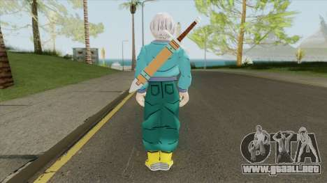 Trunks (Future) V1 para GTA San Andreas