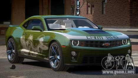 Chevrolet Camaro ZL1 R-Tuned PJ6 para GTA 4
