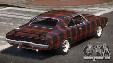 1966 Dodge Charger SR PJ2 para GTA 4