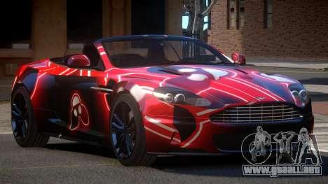 Aston Martin DBS Volante PJ3 para GTA 4