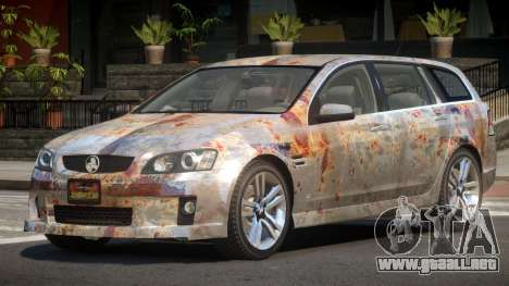 Holden VE Commodore RT PJ4 para GTA 4