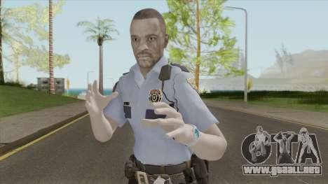Marvin Branagh (RE3: Remake) para GTA San Andreas