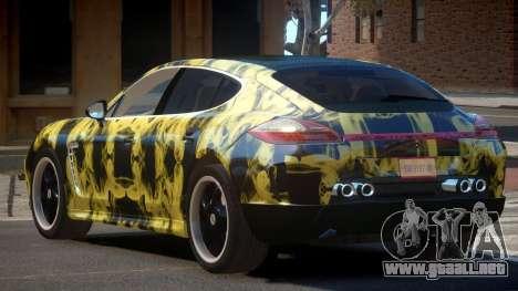 Porsche Panamera ML PJ4 para GTA 4
