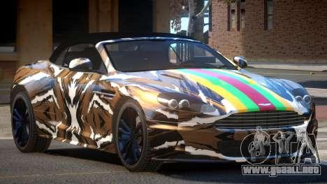 Aston Martin DBS LT PJ1 para GTA 4