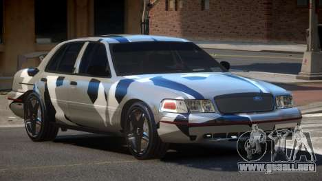 Ford Crown Victoria R-Tuned PJ6 para GTA 4