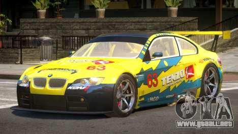 BMW M3 E92 R-Tuning PJ6 para GTA 4