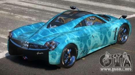 Pagani Huayra R-Tuned PJ1 para GTA 4