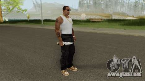Knife LQ (Manhunt) para GTA San Andreas