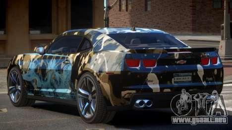 Chevrolet Camaro ZL1 R-Tuned PJ5 para GTA 4