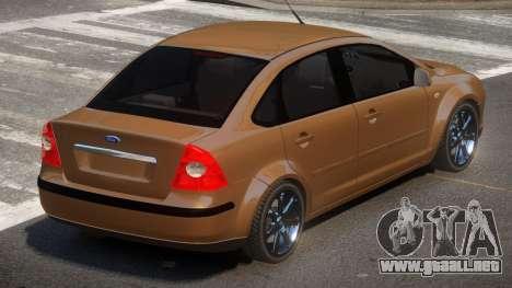 Ford Focus SN para GTA 4