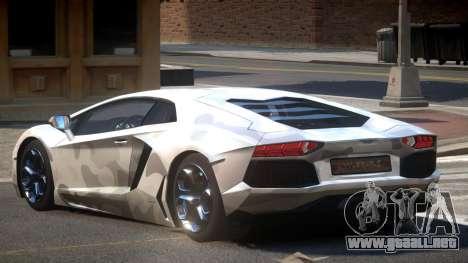 Lambo Aventador LP700-4 TDI PJ1 para GTA 4
