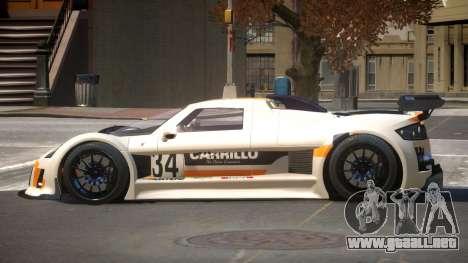 Gumpert Apollo R-Style PJ2 para GTA 4