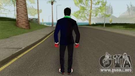 Jeremiah Valeska (Gotham) para GTA San Andreas