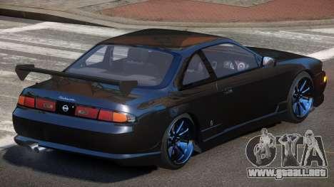 Nissan Silvia S14 R-Tuning para GTA 4