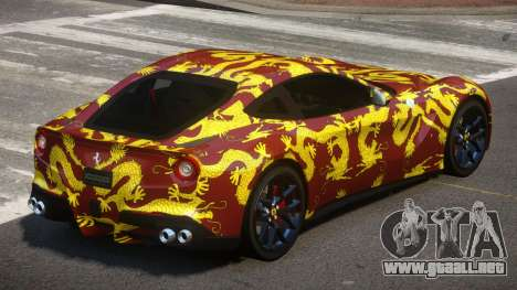 Ferrari F12 GT-S PJ2 para GTA 4