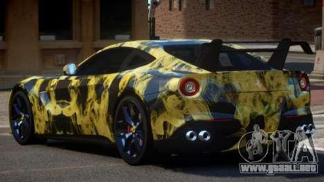 Ferrari F12 GT-S PJ4 para GTA 4