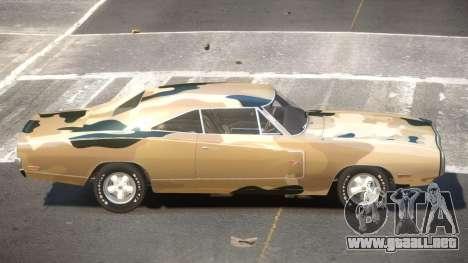 Dodge Charger 440 PJ3 para GTA 4