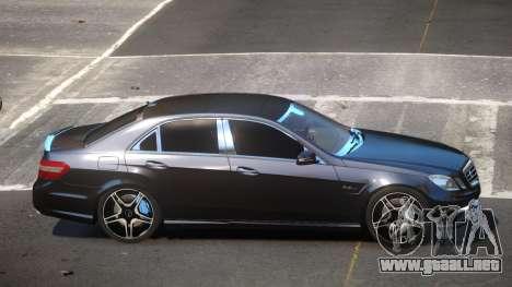 Mercedes Benz E63 B-Style para GTA 4