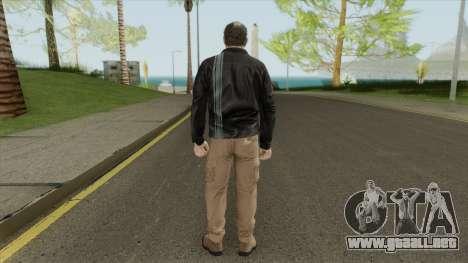 Trevor Philips GTA V para GTA San Andreas