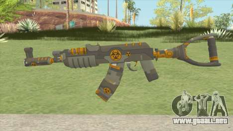 AK-47 (Biohazard) para GTA San Andreas