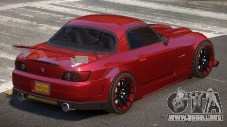 Honda S2000 GEN para GTA 4
