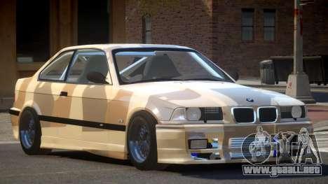 BMW M3 E36 R-Tuned PJ2 para GTA 4