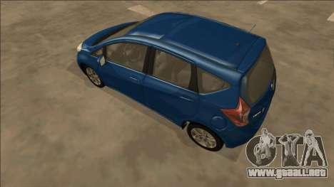 Nissan Note 2013 para GTA San Andreas