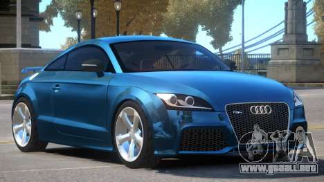 Audi TT R-Tuned para GTA 4