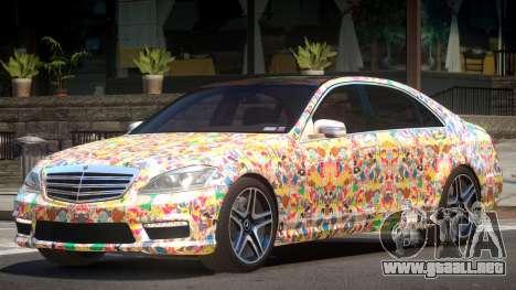 Mercedes-Benz S65 ES PJ5 para GTA 4