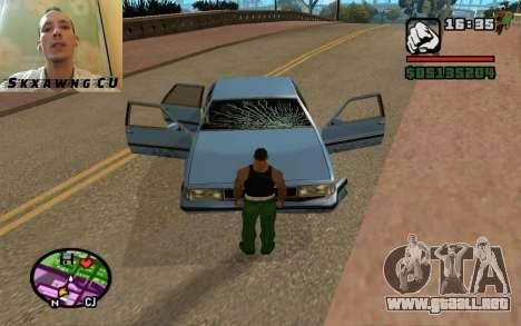 Reparar tu vehiculo para GTA San Andreas