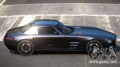 Mercedes Benz SLS AMG IS para GTA 4