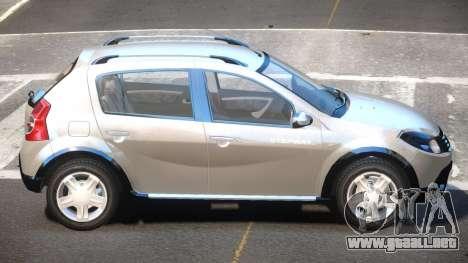 Dacia Sandero V1.0 para GTA 4