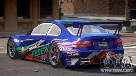 BMW M3 E92 R-Tuning PJ4 para GTA 4