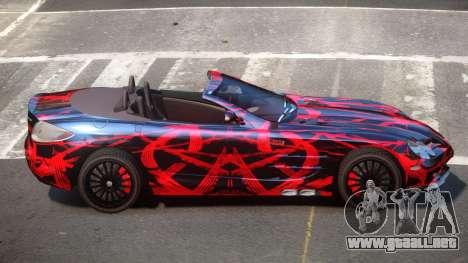 Mercedes-Benz SLR RTF PJ1 para GTA 4