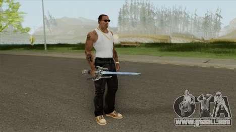 Electric Laser Sword para GTA San Andreas